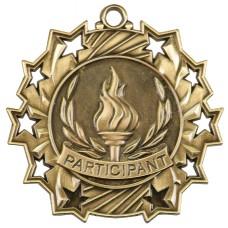 TS510  Medal - Participant